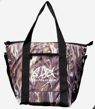 Sea Angler Gear True Timber Camo Insulated Soft Cooler Bag
