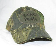 Swamp People History Channel Series Hats (Swamp People Camo Patch)