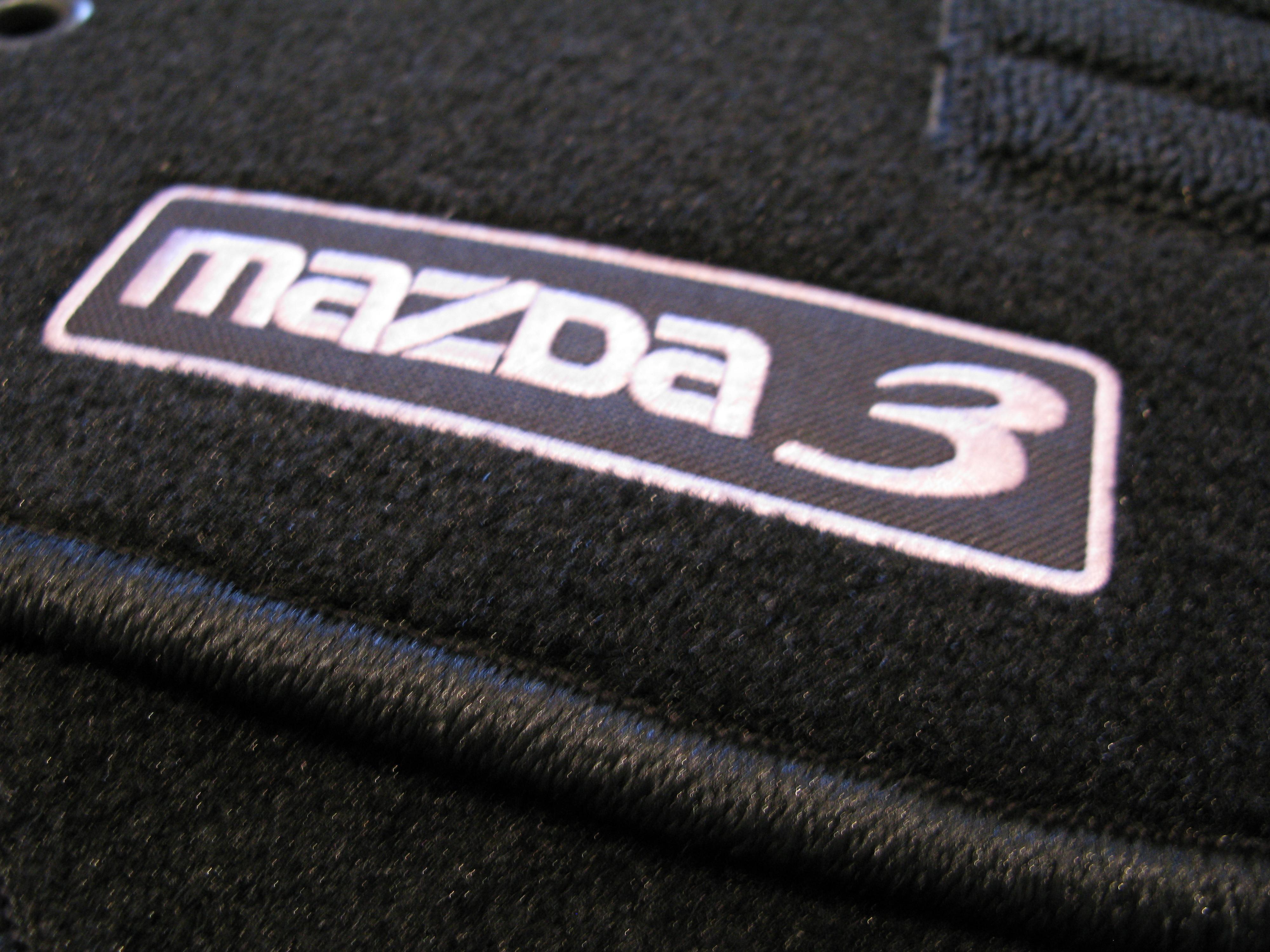 Floor mats mazda 3 - Mazda 3 Bm 1 Jpg