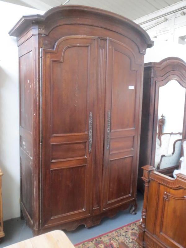 Very large 18th century armoire
