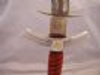 1st Luft dagger candlestick with Army grip.#788