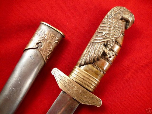 Chinese Air Force Officer's Dirk WW2#375