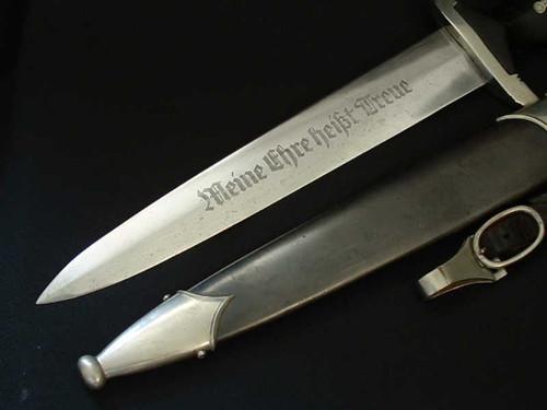 SS Himmler Honor Dagger#326