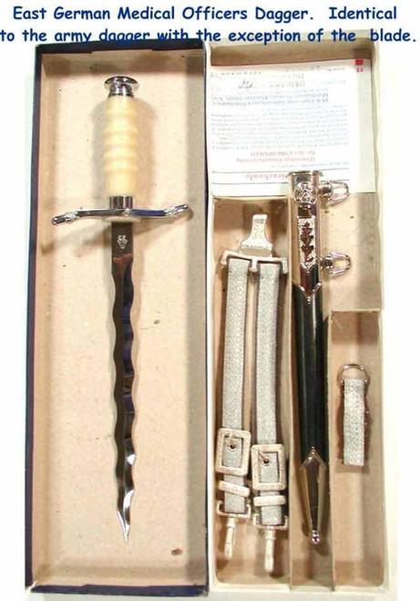 East German Medical Doctors Dagger#205
