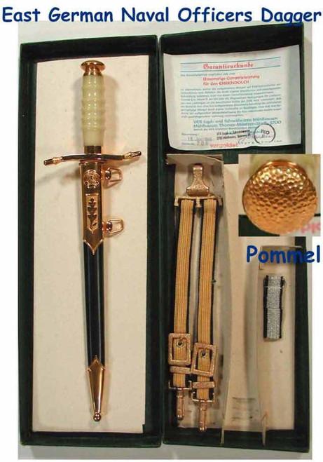 East German Naval Dagger#202