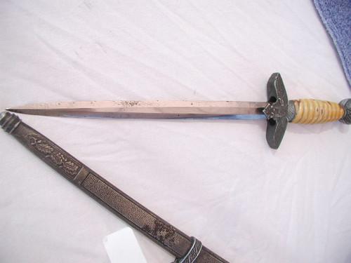 German 2nd Luftwaffe Dagger No Maker *#569