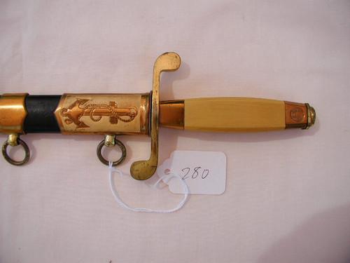 Russian Naval Dagger#500