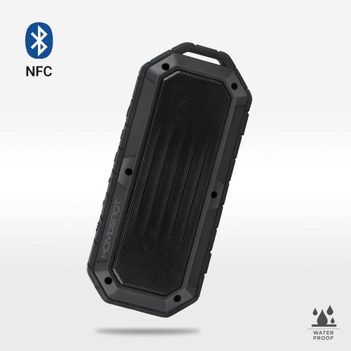 Bluetooth Speakers Waterproof Bluetooth Speaker by HomeSpot Wireless ...