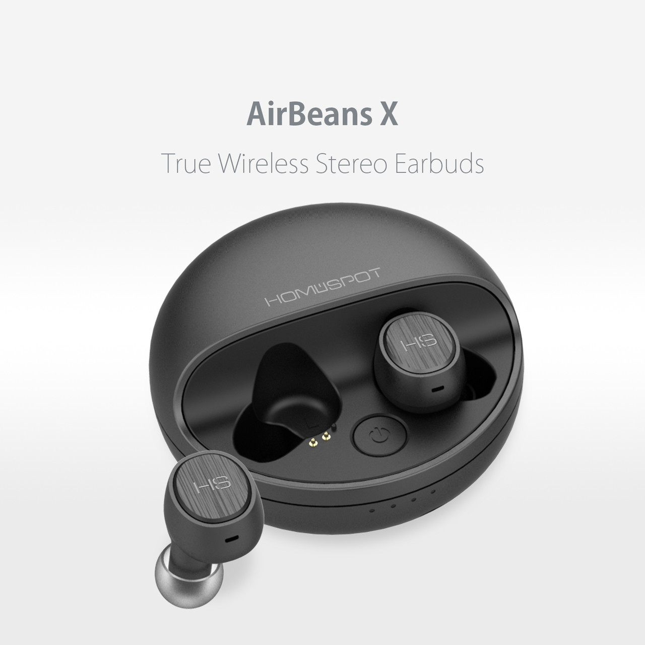Wireless earbuds charging case only - true wireless earbuds red