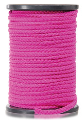 Fetish Fantasy 200-Ft Bondage Rope - Pink