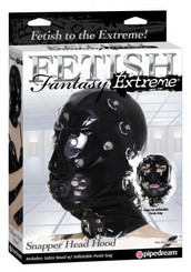 Fetish Fantasy Extreme Snapper Head Hood