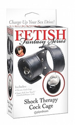 Fetish Fantasy Series Electro Shock Therapy Cock Cage