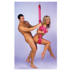 Fetish Fantasy Series Sex Swing - Pink