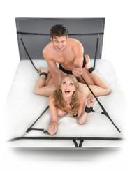 Fetish Fantasy Series Ultimate Bed Restraint System
