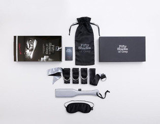 50 Shades of Grey Beginners Bondage Kit