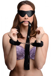 Frisky 3 Piece Bondage Set