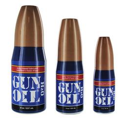 Gun Oil Water Based Lube - 2 oz