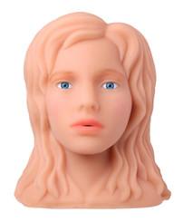 Haleys Hot Head Blow Job Sex Doll