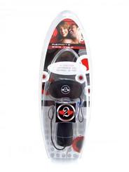 Hand Massager Remote Egg Vibrator Black