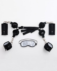 50 Shades of Grey Hard Limits Bed Restraint Bondage Kit