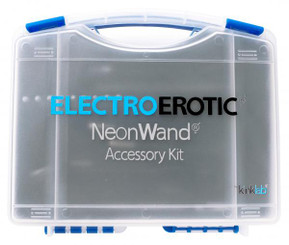 Kinklab Neon Wand Electrode Accessory Kit Purple