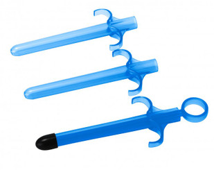 Lubricant Launcher Applier 3 Pack - Blue