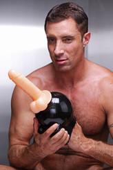 Orgasm Ball Hand Held Sex Machine (VIDEO)