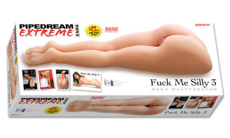 Pipedream Extreme Fuck Me Silly 3 Mega Masturbator (VIDEOS)