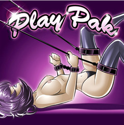 Play Pak Cumfy Cuffs Bondage Kit