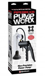 Pump Worx Max Precision Power Penis Pump