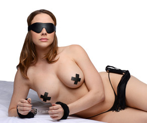 Sirs Sub Set 3 Piece Bondage Kit