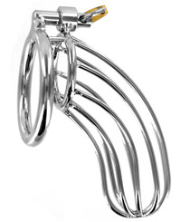 The Bird Cage Male Chastity Device - Large
