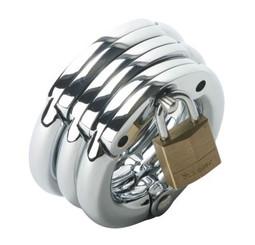 The Triple Locking Cock Ring Set