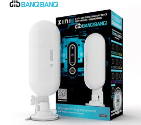 ZINI Bang Bang BlowJob Machine (VIDEOS)