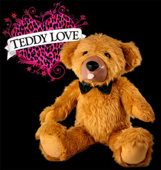 Teddy Love Clit Licking Vibrating Bear