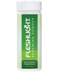 Fleshlight Toy Renewing Powder - 4 oz Bottle