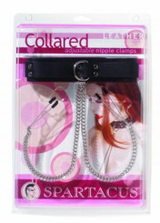 Collar To Nipple Clamps