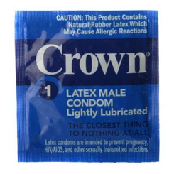 Crown Condoms 1000 pack