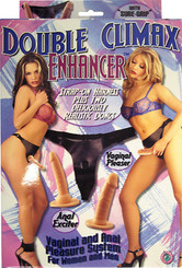Double Climax Enhancer Strap-On
