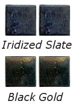 IRIDIZED GLASS