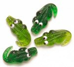 905 Glass Alligators
