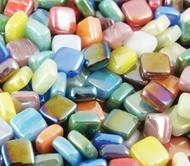 Iridized Classico Mini Tiles