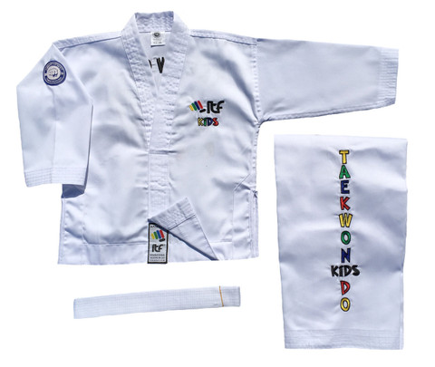 ITF kids uniform
