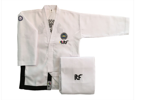 Onyx Black Belt dobok