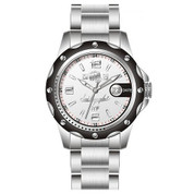 Stainless steel ITF watch