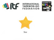 ITF Kids Development Programme Gold Star badge
