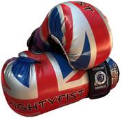 Mightyfist British open hand sparring gloves