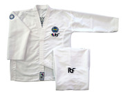 MIGHTYFIST MATRIX Student Uniform Size 110 - 150