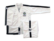 MIGHTYFIST MATRIX Black Belt 4-6 Degree Dobok