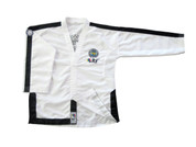 MIGHTYFIST MATRIX Black Belt 4-6 Degree JACKET ONLY